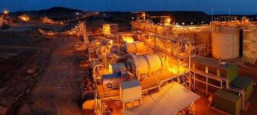 Sénégal : baisse de la production de la mine d'or de Sabodala