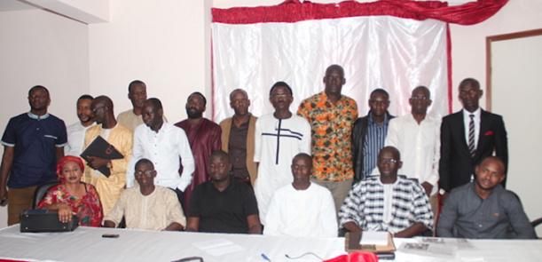 Les membres du bureau apportent une réaction musclée aux attaques malveillantes de Mamadou Ndoye Bane.