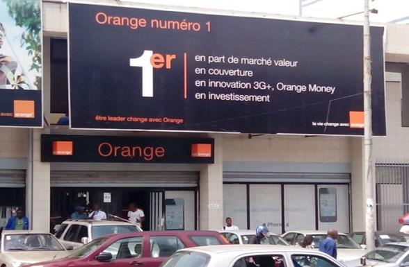 Orange consolide sa position de leader en Guinée.