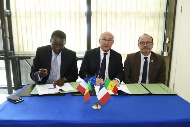 CONVENTION DE FINANCEMENT DU TER : La France accorde 129, 6 milliards de francs Cfa au Sénégal