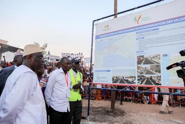 Modernisation des villes : Le chef de l'Etat demande l'intensification des actions de Promovilles
