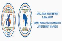 Sommet mondial sur le commerce et l'investissement en Afrique du 24 au 26 juin 2018