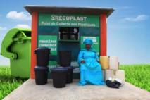 Récupération du plastique : Proplast industrie lance son label « social plastic label Recuplast »