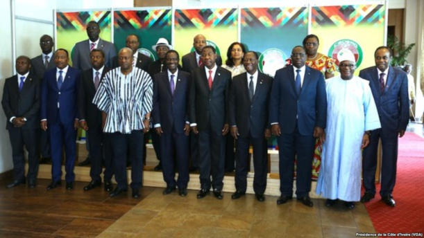 Processus de création de la monnaie unique de la Cedeao : La Task force se réunit le 21 février prochain à Accra