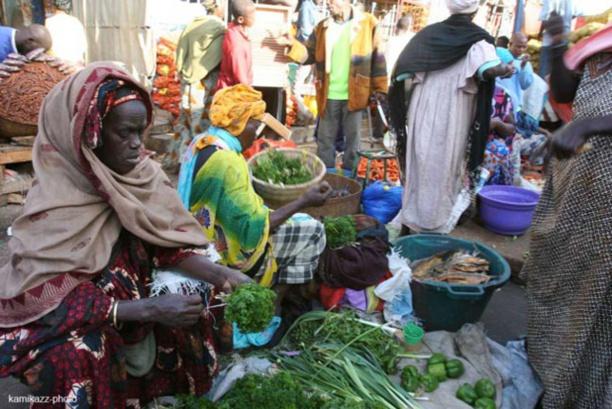 Sénégal : Repli des prix des « produits alimentaires et boissons non alcoolisées » au 4eme trimestre