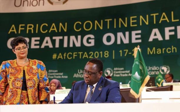 Zone de libre échange en Afrique : 44 pays apposent leur signature