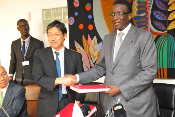 Coopération Sénégal-japon : 6, 6 milliards de F Cfa pour aménager les quais de pêche de Mbour et de Joal