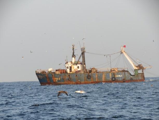 Lutte contre la pêche illicite : La CSRP travaille à la mise en place d'un registre sous régional des navires de pêche