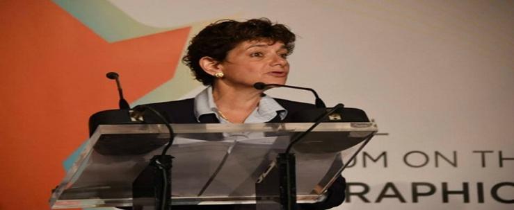 Louise Cord, Directrice des Opérations de a Banque mondiale au Sénégal.