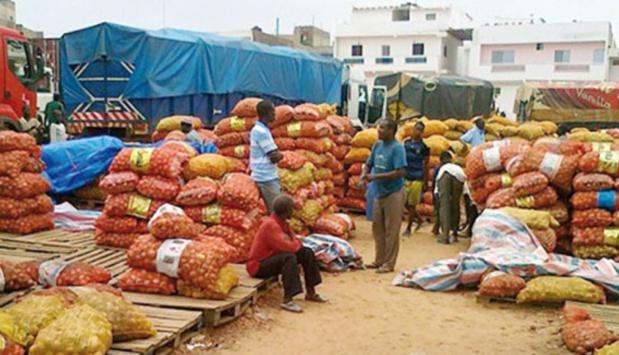 Commerce : Baisse des prix des produits importés en avril