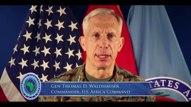 Sécurité : Le Chef du Commandement américain pour l'Afrique (AFRICOM) visite le Sénégal