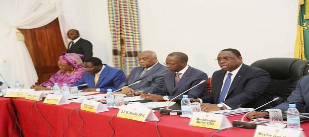 Communiqué du Conseil des ministres du 12 décembre 2018