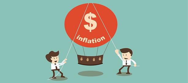 Ralentissement de l'inflation annuelle dans la zone OCDE.