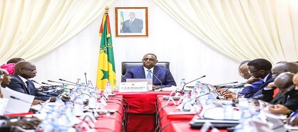 Communiqué du Conseil des ministres du 30 janvier 2019