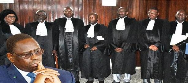 SENEGAL : les résultats provisoires confirmés par le Conseil constitutionnel