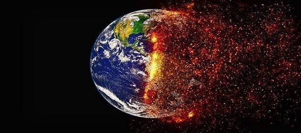 CLIMAT : le réchauffement planétaire attendu à 1,5°C entre 2030 et environ 2050.