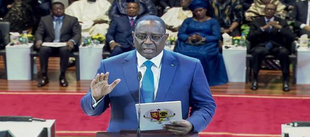 Discours d'investiture du président de la République Macky Sall