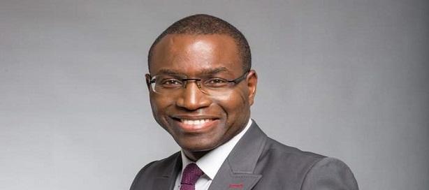 Amadou Hott, ministre sénégalais de l'Économie, du Plan et de la Coopération.