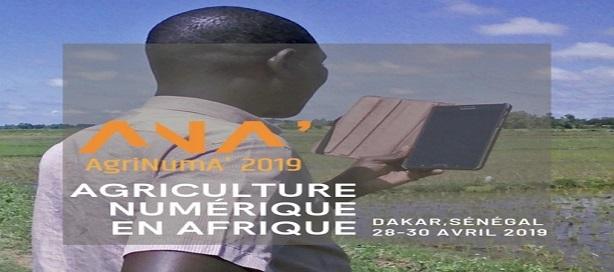 Dakar accueille AgriNumA 2019, le 1er rendez-vous de l'agriculture numérique en Afrique de l'Ouest