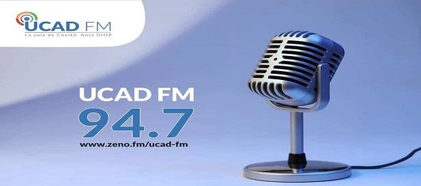 Lancement officiel de la radio UCAD FM 94.7, la voix de Cheikh Anta DIOP samedi 27 avril 2019