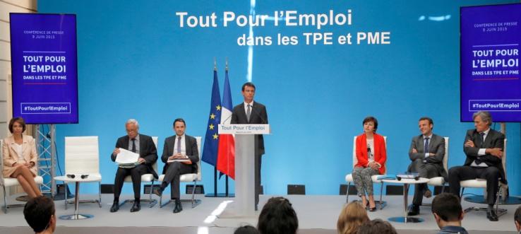 Les PME tirent la croissance de l'emploi