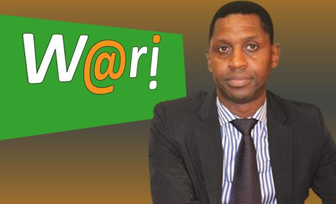 Kabirou Mbodje, CEO Wari