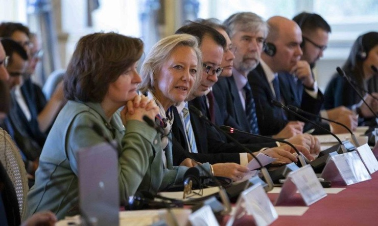 Réunion des ministres européens du tourisme en Croatie.
