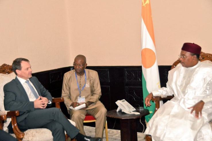 Mission du Fmi au Niger