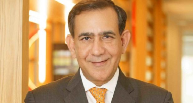 Raghu Malhotra, président de Mastercard Moyen-Orient et Afrique.