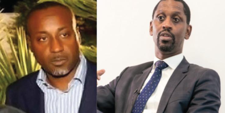 Chefs d'entreprises sénégalais