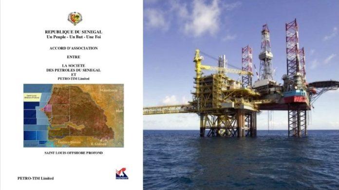 Contrat pétrolier au Sénégal