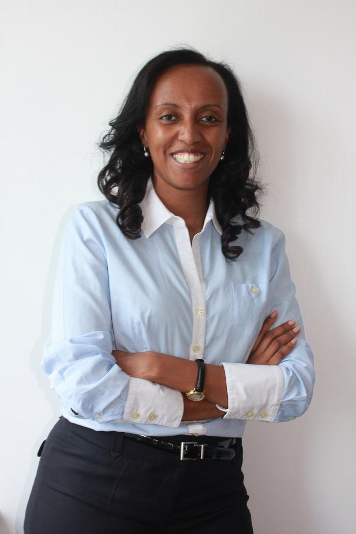 Amrote Abdella, directrice régionale de Microsoft 4Afrika*.