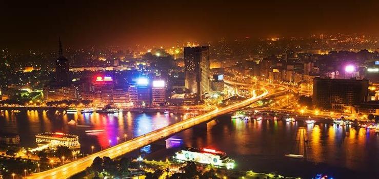Le conseil d'administration de la Banque européenne de reconstruction et de développement se rend en Égypte
