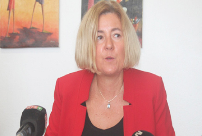 Corinne Deléchat, cheffe de mission du Fmi au Sénégal