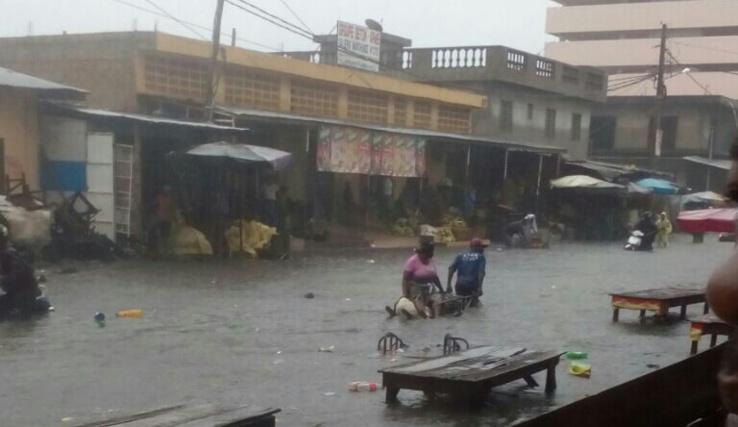 Bénin : 61 millions d'euros de la Banque africaine de développement pour l'assainissement pluvial de Cotonou