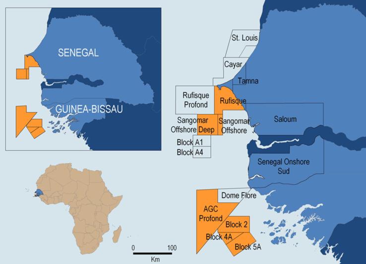 Sénégal : l'Etat s'apprête à lancer un appel d'Offres internationales sur les douze (12) blocs pétroliers libres