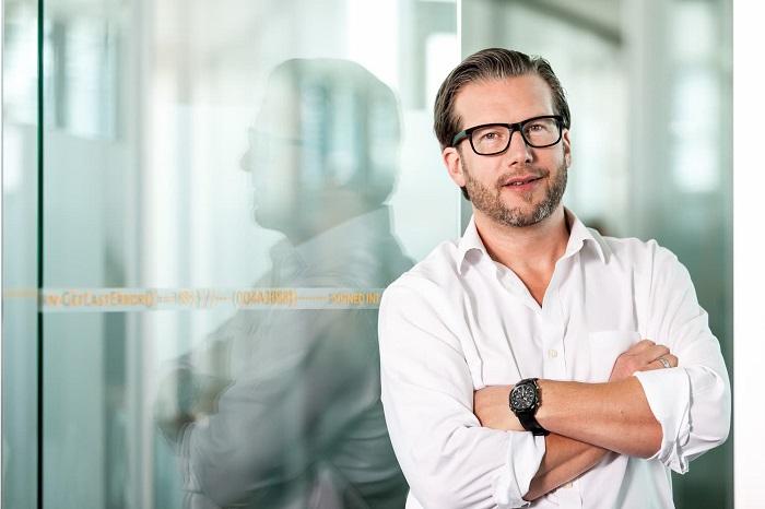 Travis Witteveen, PDG d'Avira Antivirus