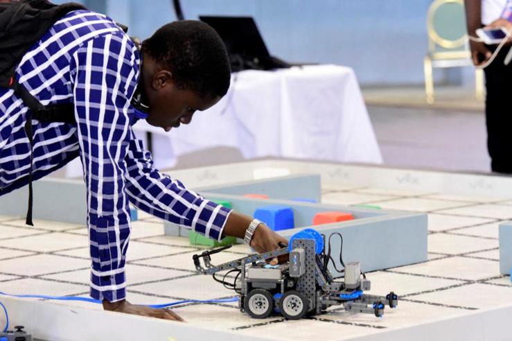 Quatrième révolution industrielle africaine.