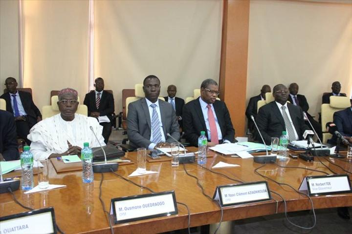Le comité de politique monétaire de la Bceao