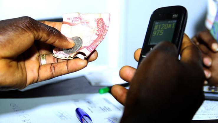 Services financiers mobiles  au Sénégal.