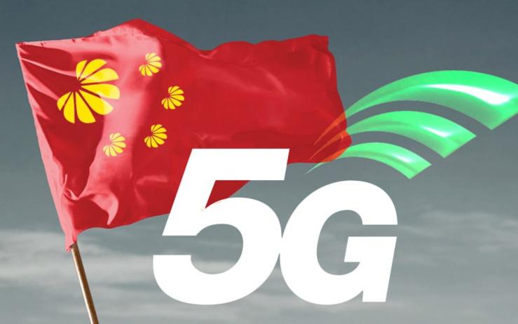 5G en Chine.