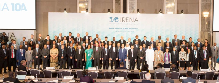 10e Assemblée de l'IRENA