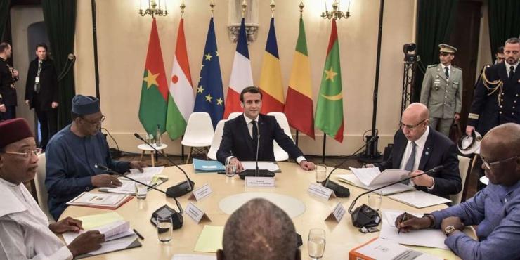 Sommet de Pau, G5 Sahel