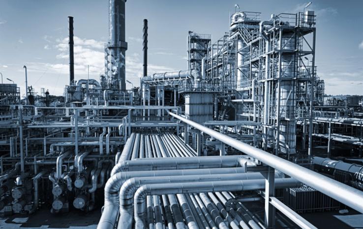Production industrielle au Sénégal.