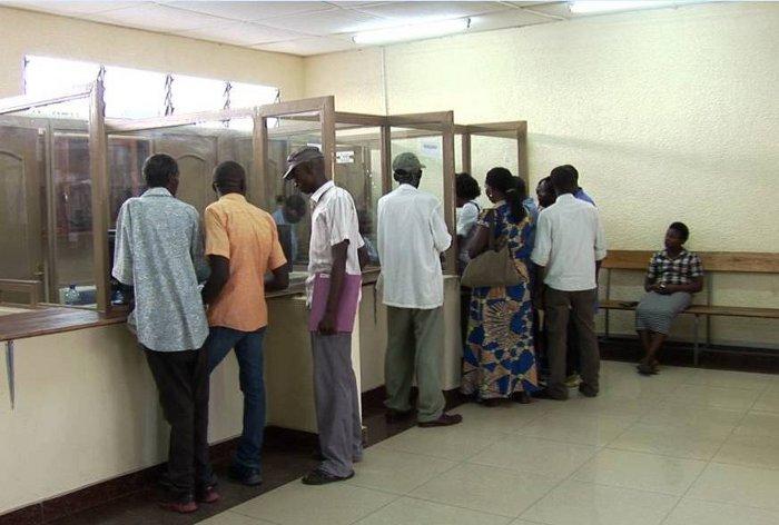 La clientèle des banques sénégalaises.