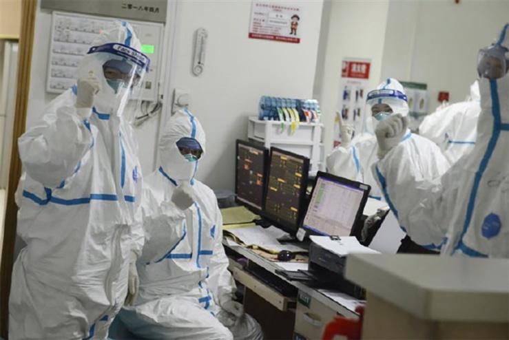 La France se prépare au Coronavirus.