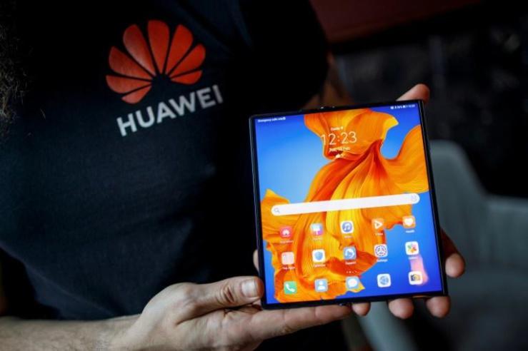 Smartphone nouveau pliable, le Mate XS
