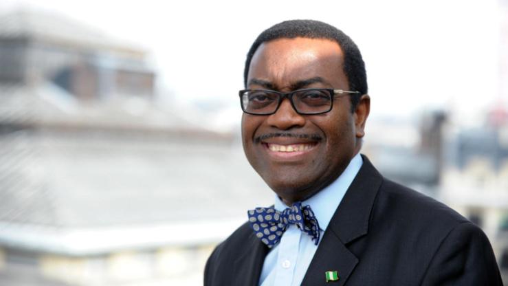 Akinwumi Adesina soutenu par l'Union africaine pour un deuxième mandat.
