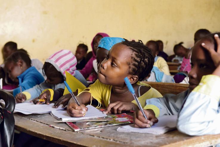 Réaliser les rêves de l'Afrique
