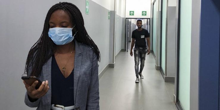 Le port de masque devient obligatoire au Sénégal.